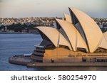 sydney   november 14  the...   Shutterstock . vector #580254970