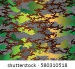fashionable camouflage pattern  ...