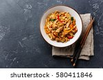 Udon Stir Fry Noodles With...