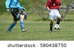 football soccer | Shutterstock . vector #580438750