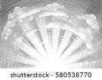 original illustration of the... | Shutterstock . vector #580538770