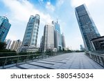 the beauty of the modern city... | Shutterstock . vector #580545034