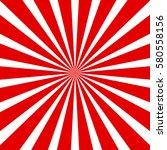 red radial background   Shutterstock .eps vector #580558156