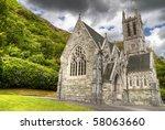 Gothic Church In Connemara...
