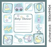 baby shower invitation card for