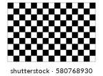 checkered flag. racing flag... | Shutterstock .eps vector #580768930