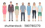 group of people.   Shutterstock .eps vector #580780270