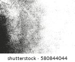 distressed overlay texture of... | Shutterstock .eps vector #580844044