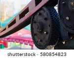 Ferris Wheel Drive Mechanism.