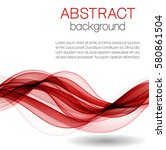 abstract color wavy background