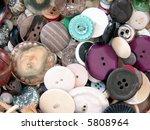 buttons | Shutterstock . vector #5808964