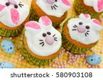 Easter Bunny Cupcakes   Easter...