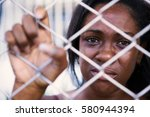 social issues  abuse and... | Shutterstock . vector #580944394