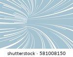 abstract line vector background | Shutterstock .eps vector #581008150