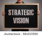 girl  manager  student ... | Shutterstock . vector #581015500