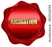 animation  3d rendering  red...