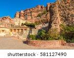 Mehrangarh Fort In Jodhpur ...