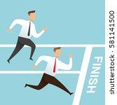 business character illustration....   Shutterstock .eps vector #581141500