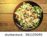 Caesar Salad. Caesar Dressing...