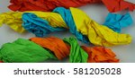 paper texture.  colorful ... | Shutterstock . vector #581205028