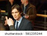 berlin  germany   february 13 ...   Shutterstock . vector #581235244