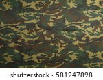 Green Camouflage Pattern...