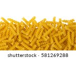 Delicious Pasta Isolated On...