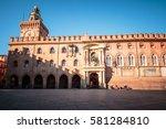 palazzo d'accursio | Shutterstock . vector #581284810