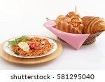 Delicious Spaghetti Napolitana