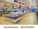 turnhout  belgium   october 20  ... | Shutterstock . vector #581352694