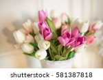 Small photo of Tulips for March 8