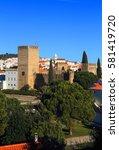 Small photo of Historical centre and the medieval Castle of Alter do Chao, in the Portalegre District. Alto Alentejo, Portugal.