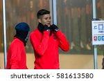 odessa  ukraine   december 8 ... | Shutterstock . vector #581613580