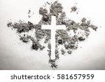 Ash Wednesday Cross  Crucifix...