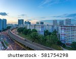 Singapore Mass Rapid Train  Mr...