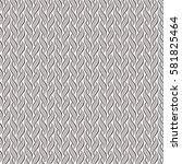 monochrome seamless pattern   Shutterstock .eps vector #581825464