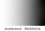 halftone pattern background... | Shutterstock .eps vector #581826316