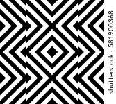 vector seamless pattern.... | Shutterstock .eps vector #581900368