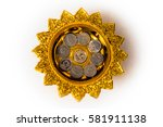 coin money thai coin money on...   Shutterstock . vector #581911138