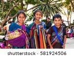 antigua  guatemala dec 26  2015 ...   Shutterstock . vector #581924506