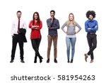 full body people | Shutterstock . vector #581954263