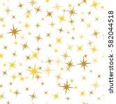shiny eight rays star pattern....   Shutterstock .eps vector #582044518