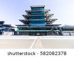 indianapolis   circa february... | Shutterstock . vector #582082378