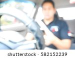 picture blurred  for background ... | Shutterstock . vector #582152239