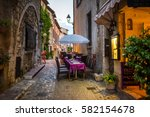 saint paul de vence   france    ... | Shutterstock . vector #582154678