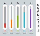 popular infographics elements...