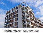 modern building   Shutterstock . vector #582225850
