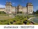 blenheim palace  uk   august 21 ... | Shutterstock . vector #582239710