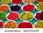 chiang mai chilis | Shutterstock . vector #582293539