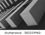 abstract architecture | Shutterstock . vector #582319960